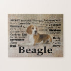 Beagle Traits Puzzle