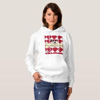 Beagle Women's Hooded Sweatshirt