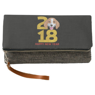 Beagle Year of the Dog 2018 New Year Bag