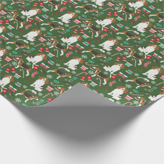 Beagles Christmas Gift wrap