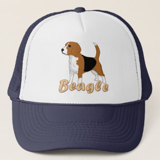 Beagles: Dog Lovers Beagle Trucker Hat