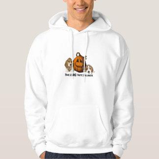 Beagles Halloween Unisex Hooded Sweatshirt
