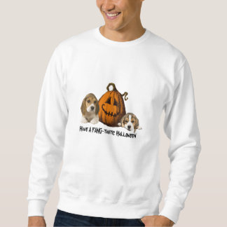 Beagles Halloween Unisex Sweatshirt