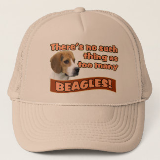 BEAGLES TRUCKER HAT