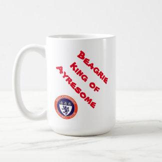 Beagrie - King of Ayresome Coffee Mug