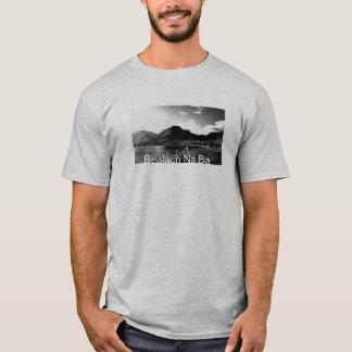 Bealach Na Ba By Loch Kishorn T-Shirt (BW)