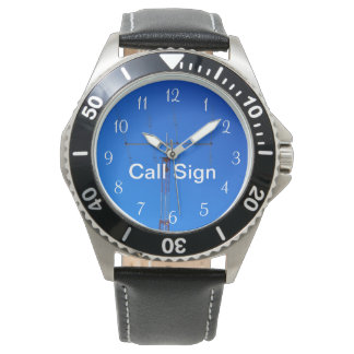 Beam Antenna and Call Sign Watch