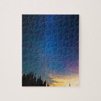 Beam Me Up Jigsaw Puzzle