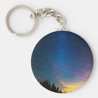 Beam Me Up Keychain