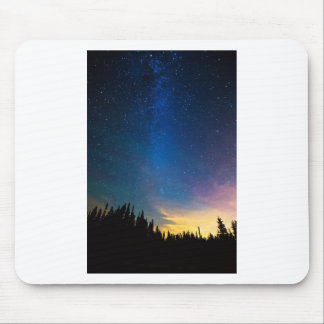 Beam Me Up Mouse Pad
