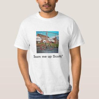 """""""Beam me up Scotty"""" Shirt"""