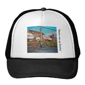 """Beam me up Scotty"" Trucker Hat"