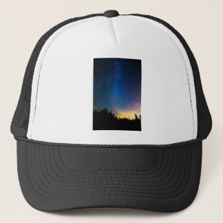Beam Me Up Trucker Hat