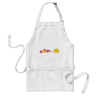 Beam mouse standard apron