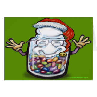 Bean Counters Christmas Card