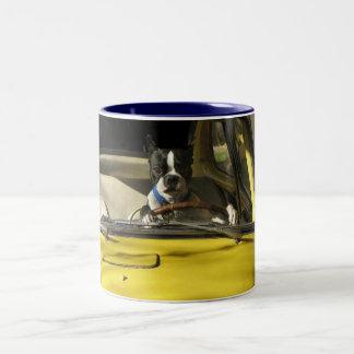 Bean Criuser Two-Tone Coffee Mug