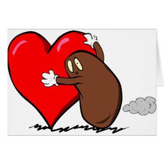 Bean_Heart Card