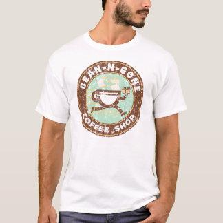 Bean N Gone Coffee Shop T-Shirt