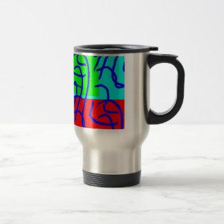 Bean Saw 4 Coffee Mug
