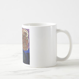 Beanca on the Eve of the Summer Solstice. Coffee Mug
