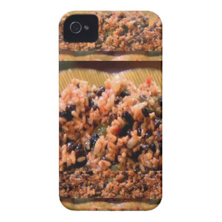 Beans Rice American Chefs Healthy Kitchen Cuisine Case-Mate iPhone 4 Case