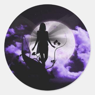 Beanstalk dream fairy sticker