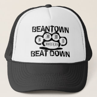 BEANTOWN BEATDOWN TRUCKER HAT