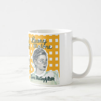 Beany Malone! Classic 1950s books for girls! Coffee Mug