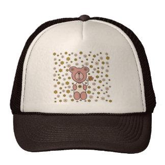 Bear 01 trucker hat