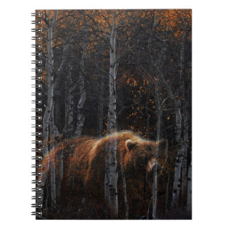 Bear 3 notebook