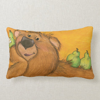 Bear and Pears / Pillow