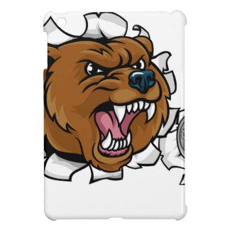 Bear Angry Esports Mascot Case For The iPad Mini