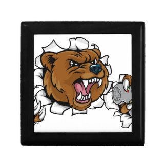Bear Angry Esports Mascot Gift Box