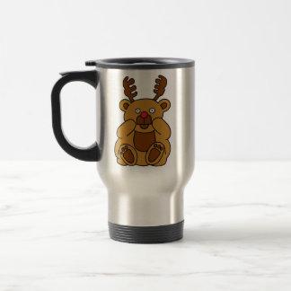 Bear Antlers Travel Mug