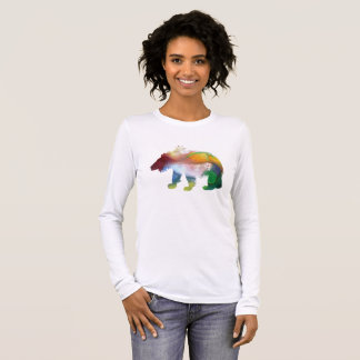 Bear Art Long Sleeve T-Shirt