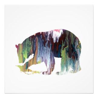 Bear Art Photo Print