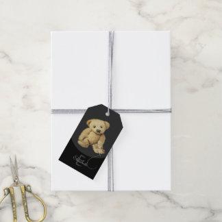 Bear Artists Design - Handmade Sewing Gift Tags