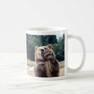 Bear Attack! Coffee Mug