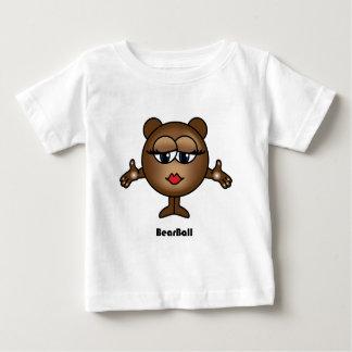 Bear Ball Baby T-Shirt