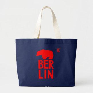 Bear Bear Bear Berlin Originals 019 Large Tote Bag