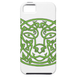 Bear Celtic Knot Case For The iPhone 5