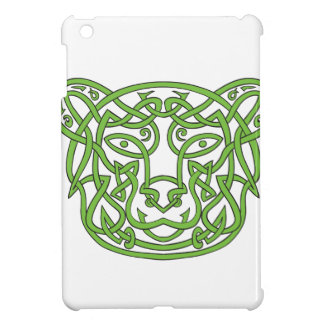 Bear Celtic Knot Cover For The iPad Mini
