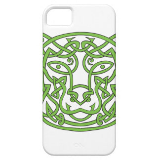 Bear Celtic Knot iPhone 5 Cases