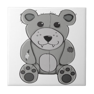 Bear Ceramic Tile