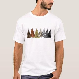 Bear Christmas Trees T-Shirt
