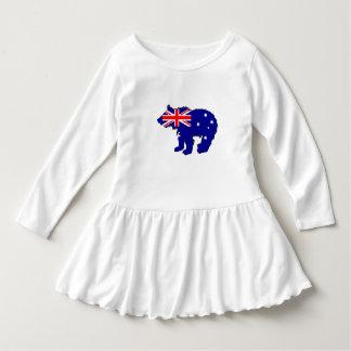 "Bear Cub ""Australia"" Dress"
