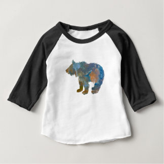 Bear Cub Baby T-Shirt