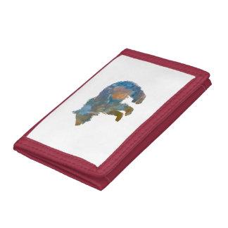 Bear Cub Tri-fold Wallet