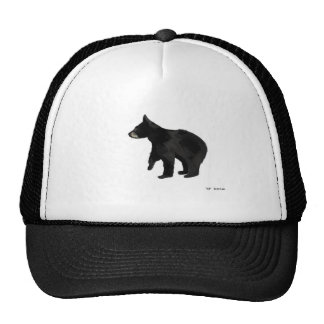 Bear cub trucker hat