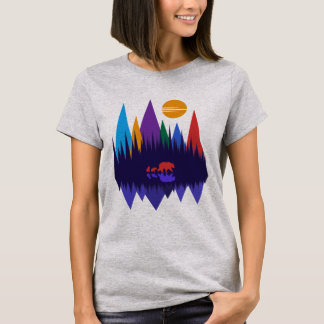 Bear & Cubs #4 T-Shirt